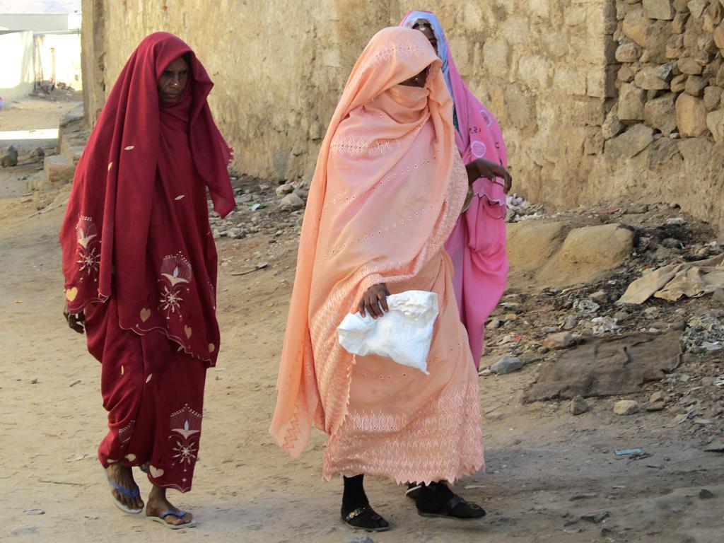 Flickr_Muslim women in Eritrea
