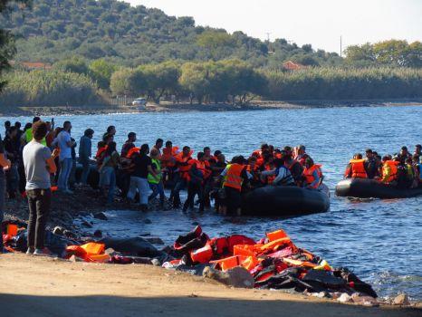 Refugee crisis divides Europe; Greece stands firm