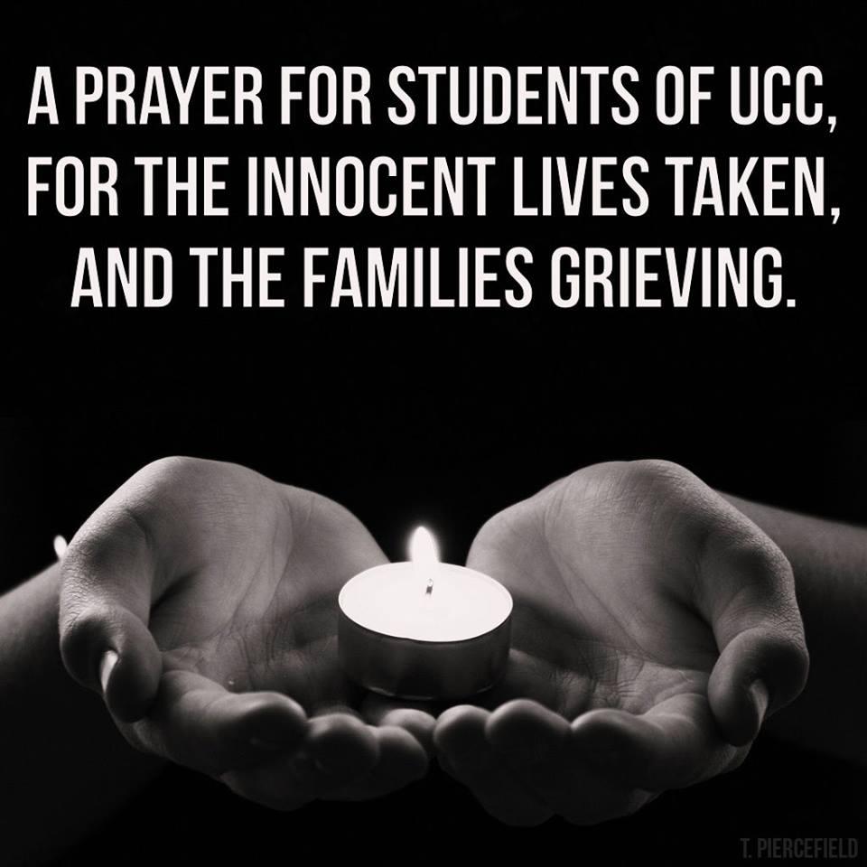 Umpqua community mourns, asks 'What now?'
