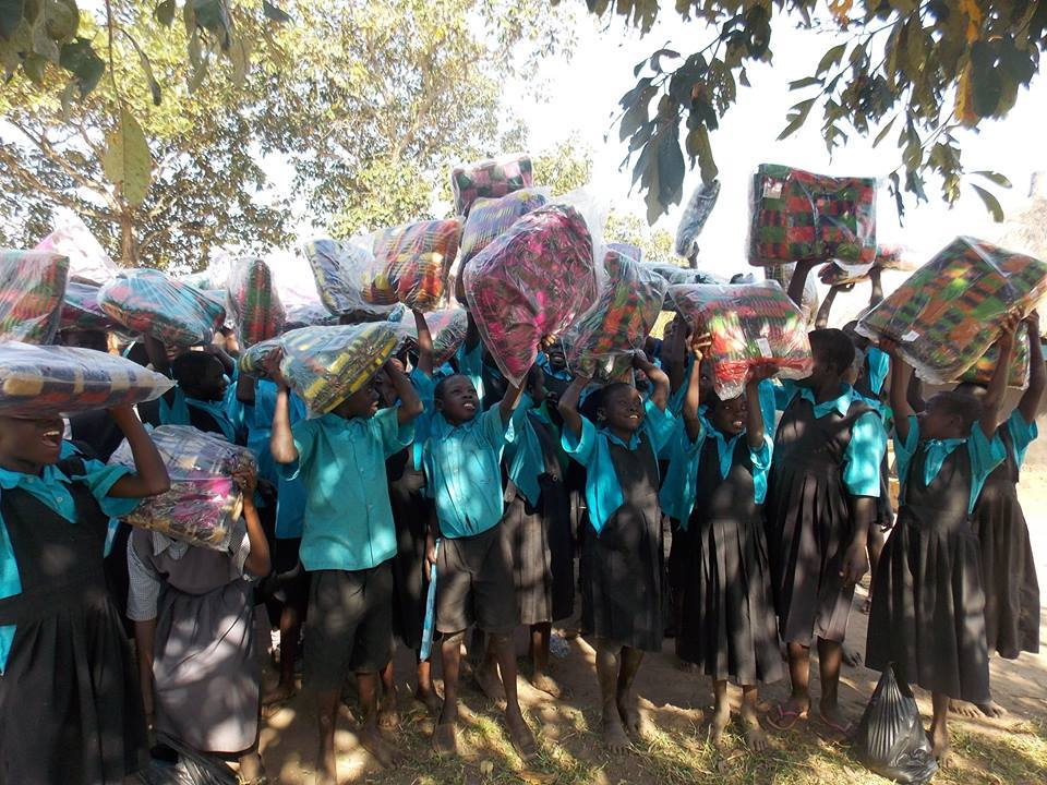 A celebration for vulnerable children