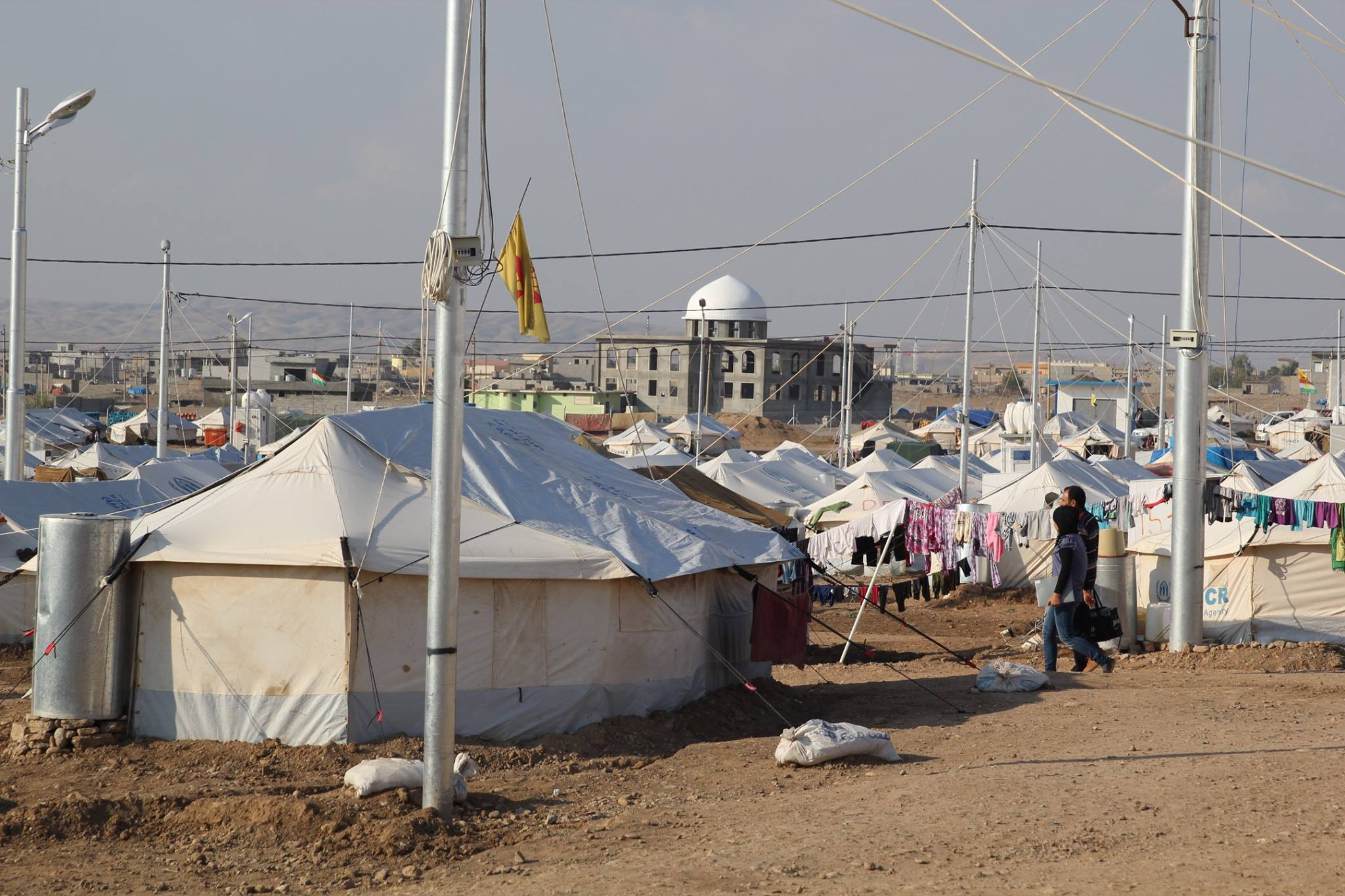 Global church called to help Syrian refugees