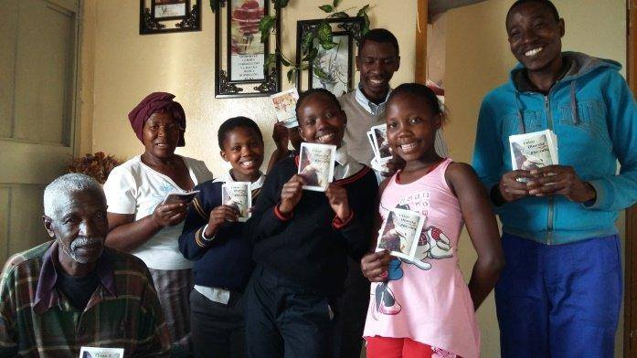 Requests for Scripture increase in Africa