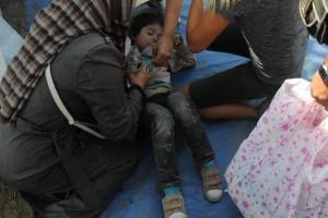 AMG Greece refugees