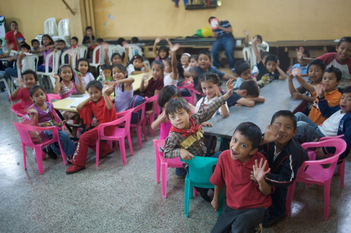 Compassion Sunday: a call to child sponsorship