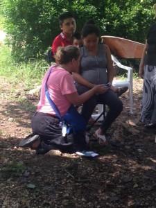 Beautiful Feet International has pregnancy centers in Costa Rica, Mexico and soon, Togo.  (Photo courtesy Beautiful Feet via Facebook)