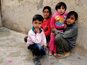 BGR_Syrian refugees kids