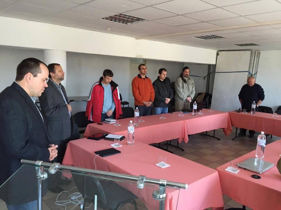 Pastors help reconcile violence in Eastern Europe