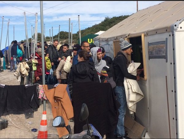 Refugee camps = mission field