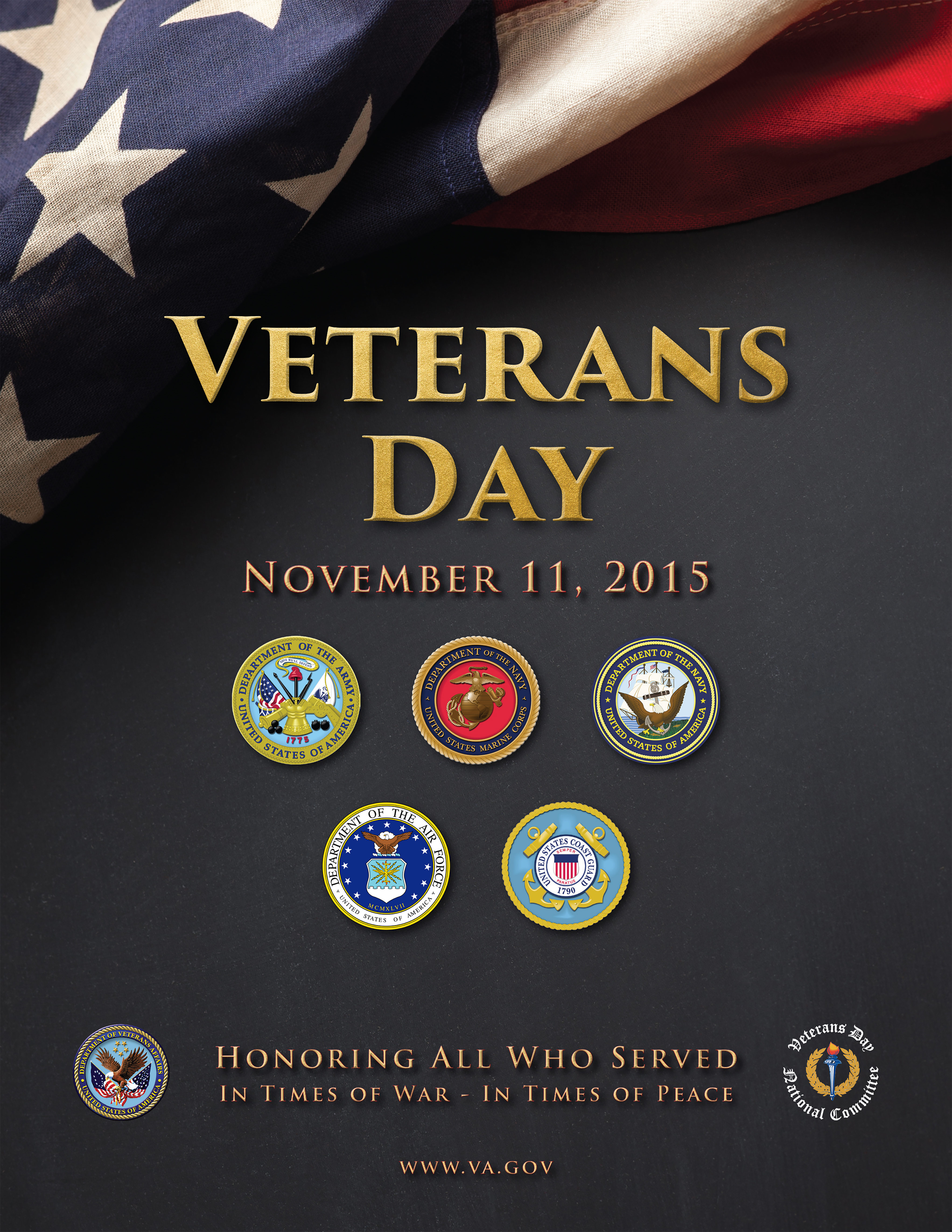 Veterans Day: a time of honor and healing