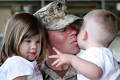 Veterans Day: gratitude is more than words