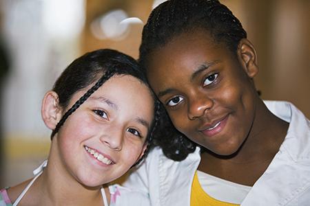 Battling oppression through mentorship: GEMS Girls' Clubs