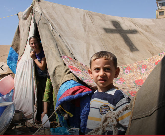 Christians in Iraq facing extinction, says Archbishop