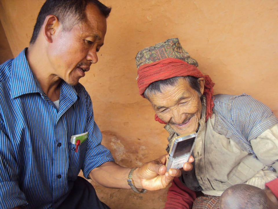 'Treasures' changing lives in nomad community