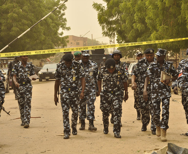 Terrorists kill 16 in Nigeria on Christmas Day