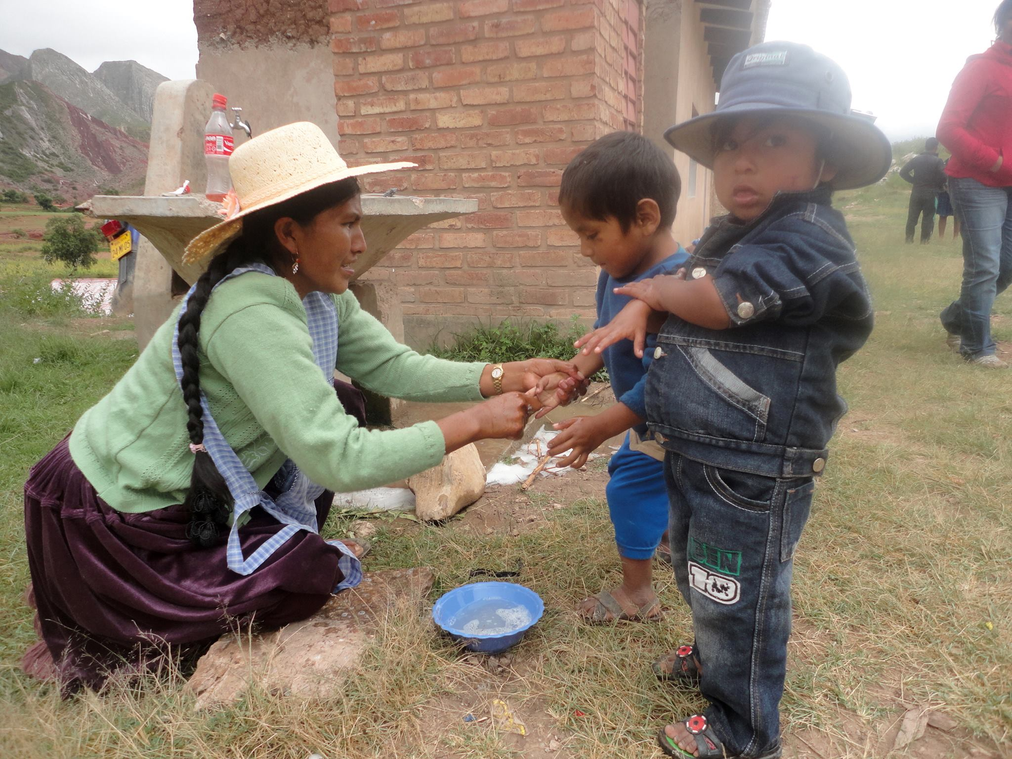 Sponsor a child, transform a community
