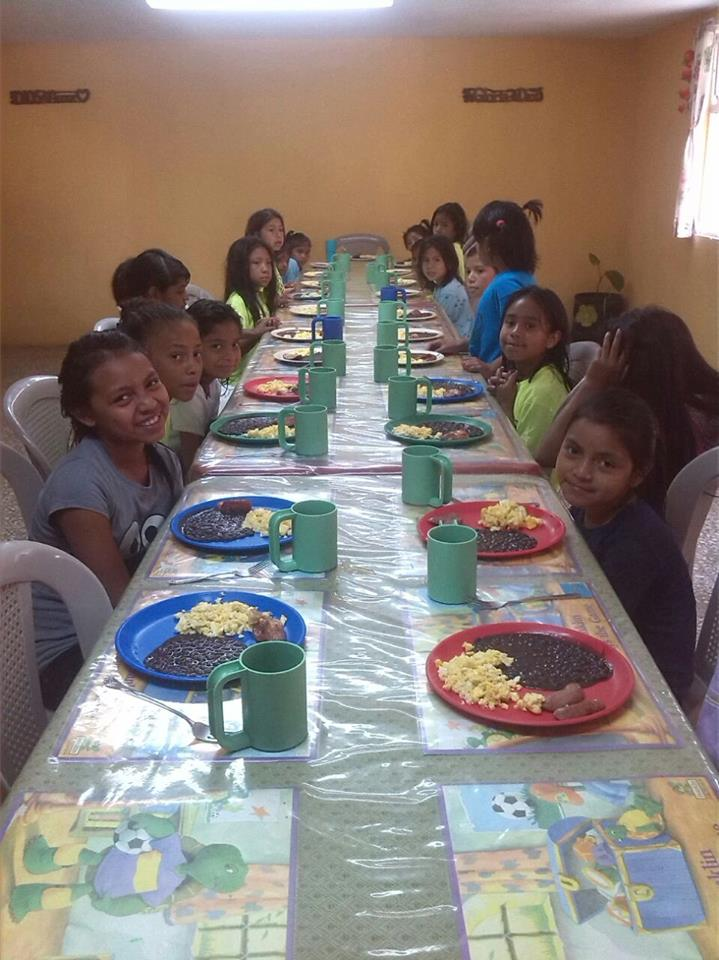 A sanctuary for abused children in Guatemala