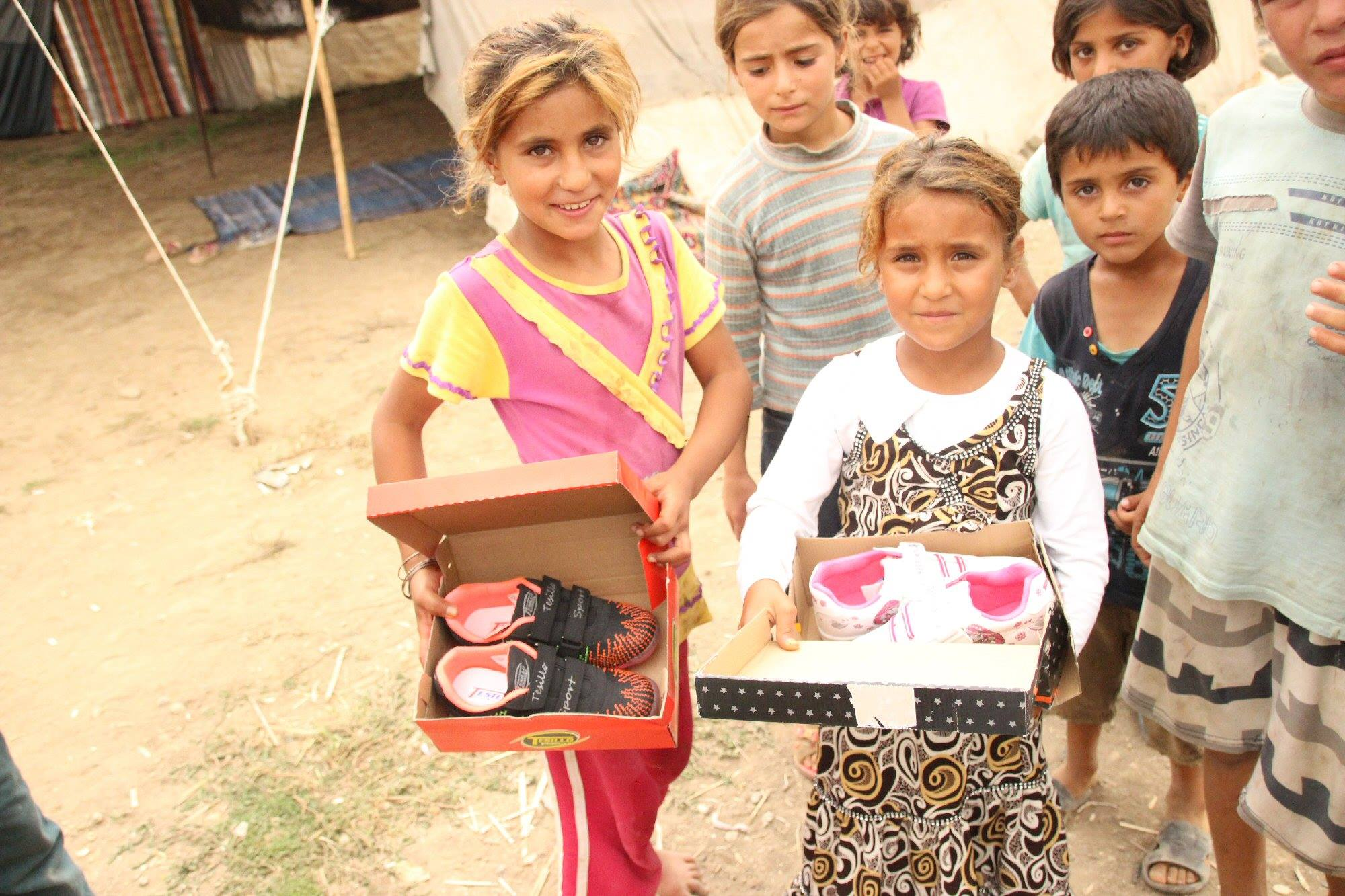 Christian Aid Mission: help, hope, and Christmas