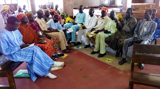 chibok parents_trauma counseling 2
