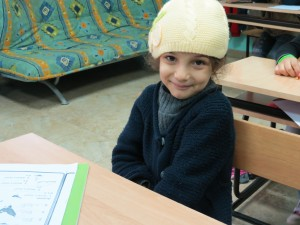 Refugee program helps children find healing