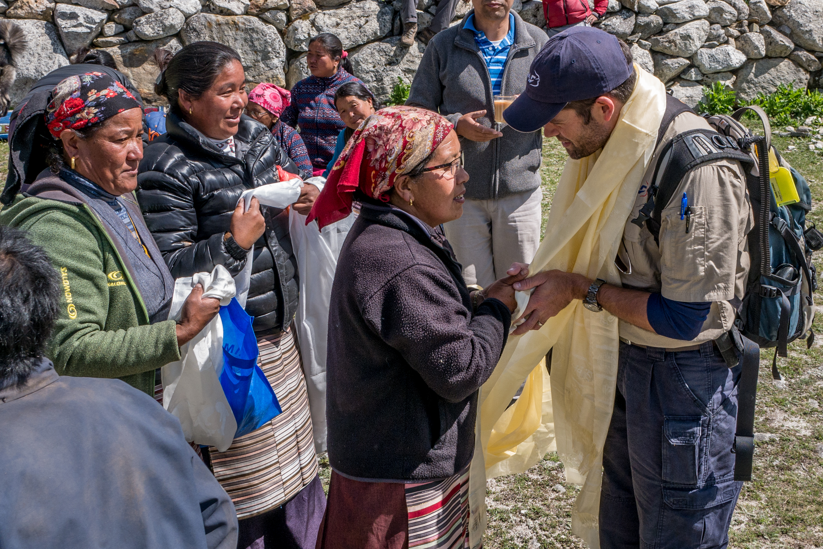 Aid in Nepal is in short supply