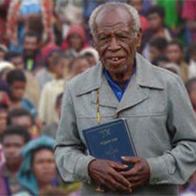 Bible translation continues in face of adversity