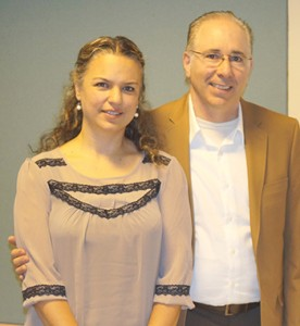 Luis Janeiro with his wife Silvia (Photo courtesy Christian Aid Mission)