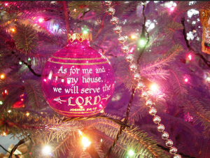 (General Christmas photo, courtesy Flickr/CC/Julie Falk)