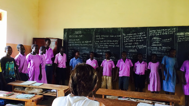 Teachers wanted for Uganda mission trip