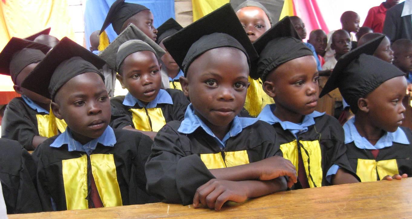 A life of education for vulnerable children in Kenya