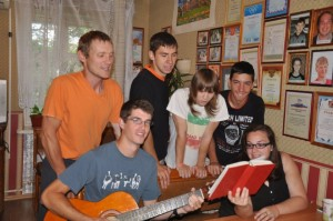 (Photo courtesy SOAR International, Wellspring Transitional Home, Ryazan, Russia)