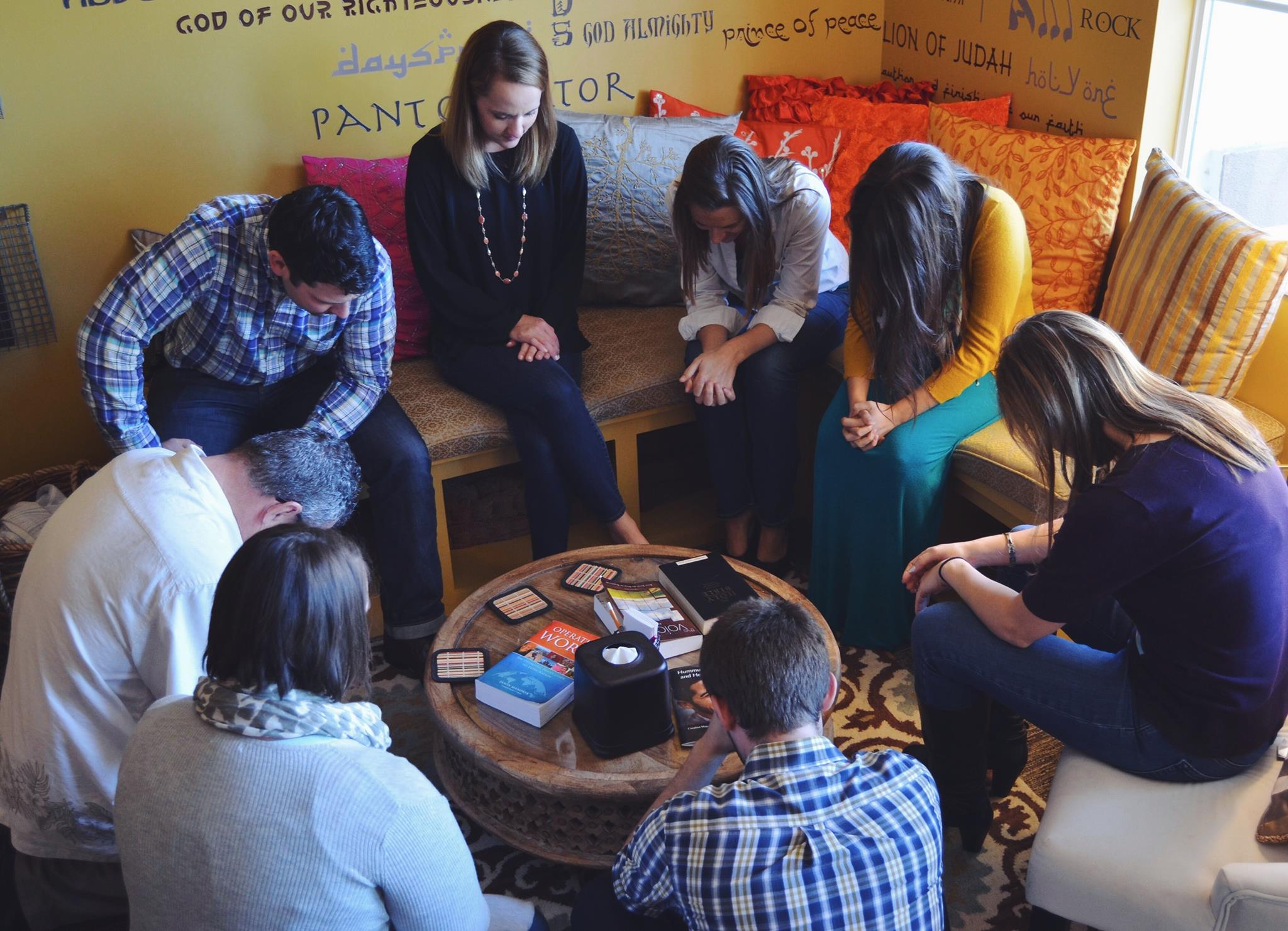 One Bible study, a great heart, and a lot of Christ