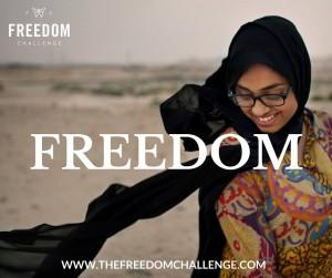 (Photo courtesy of Freedom Challenge via Facebook)