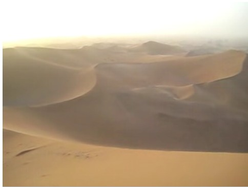 Nigerians face harsh Harmattan winds