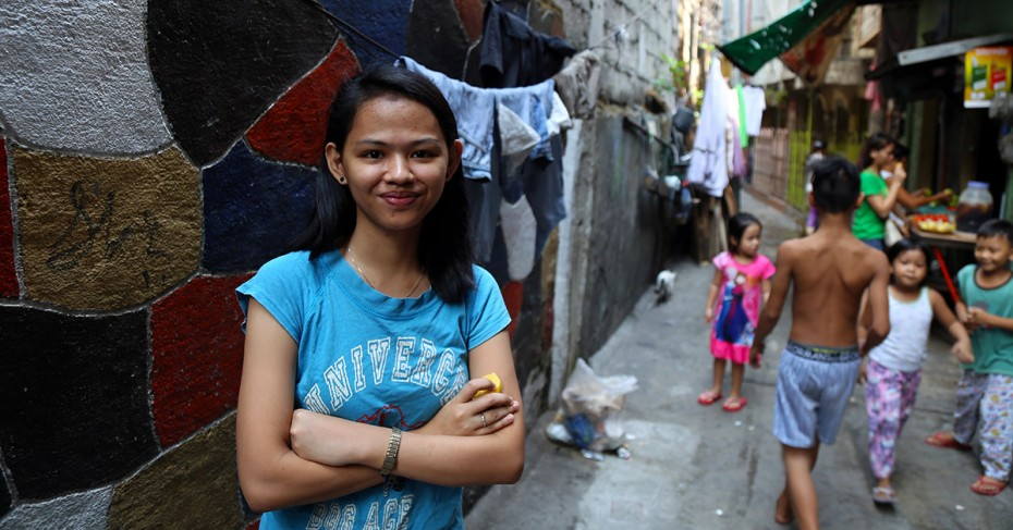 Compassion, caring for street children