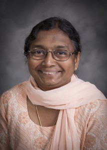Dr. Jameela George (Photo courtesy LIFE International)