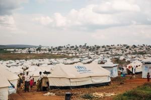 Camp for Burundian refugees in Rwanda, June 2015. (FH photo)