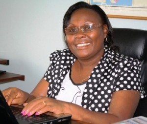 Bernice Gatere (Photo courtesy TWR Kenya)