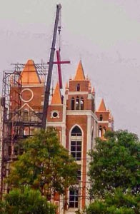 (Photo courtesy China Aid/Baixi Church in Yueqing County, Wenzhou, China)