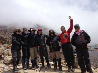 A hike up Mt. Kilimanjaro boosts freedom, grace, and hope