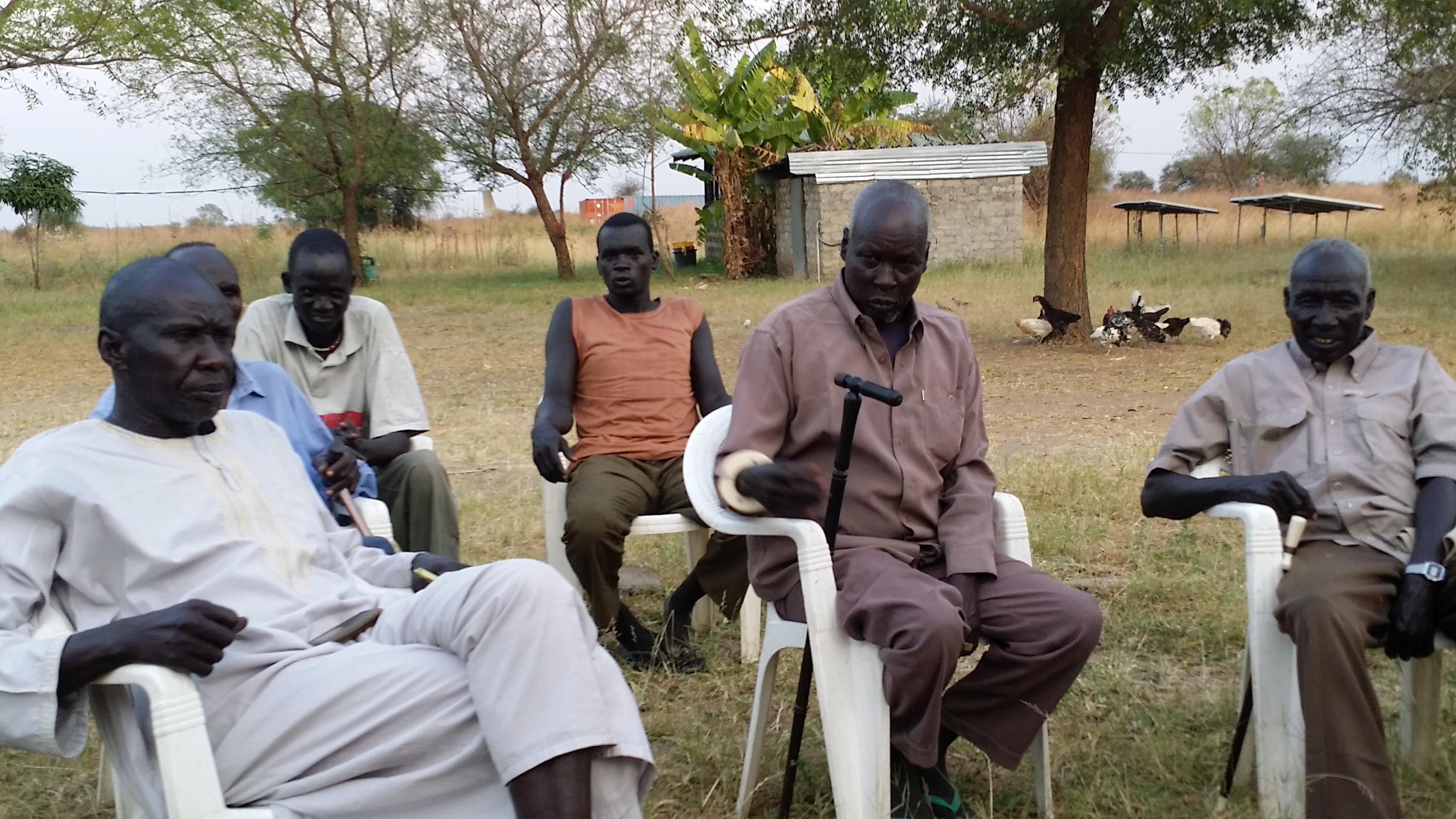 Spiritual bondage in East Africa
