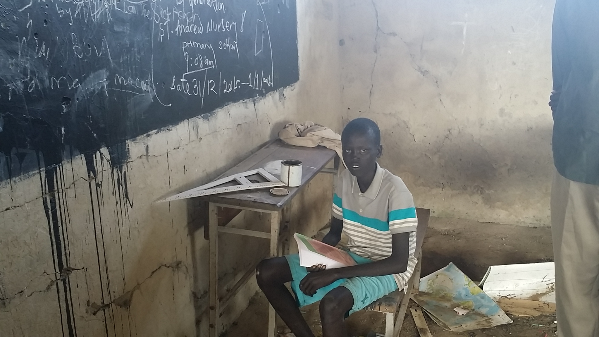 South Sudan: on the edge of failed statehood