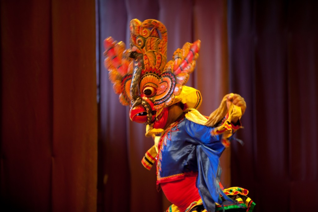 Flickr_Sri Lanka demon dance