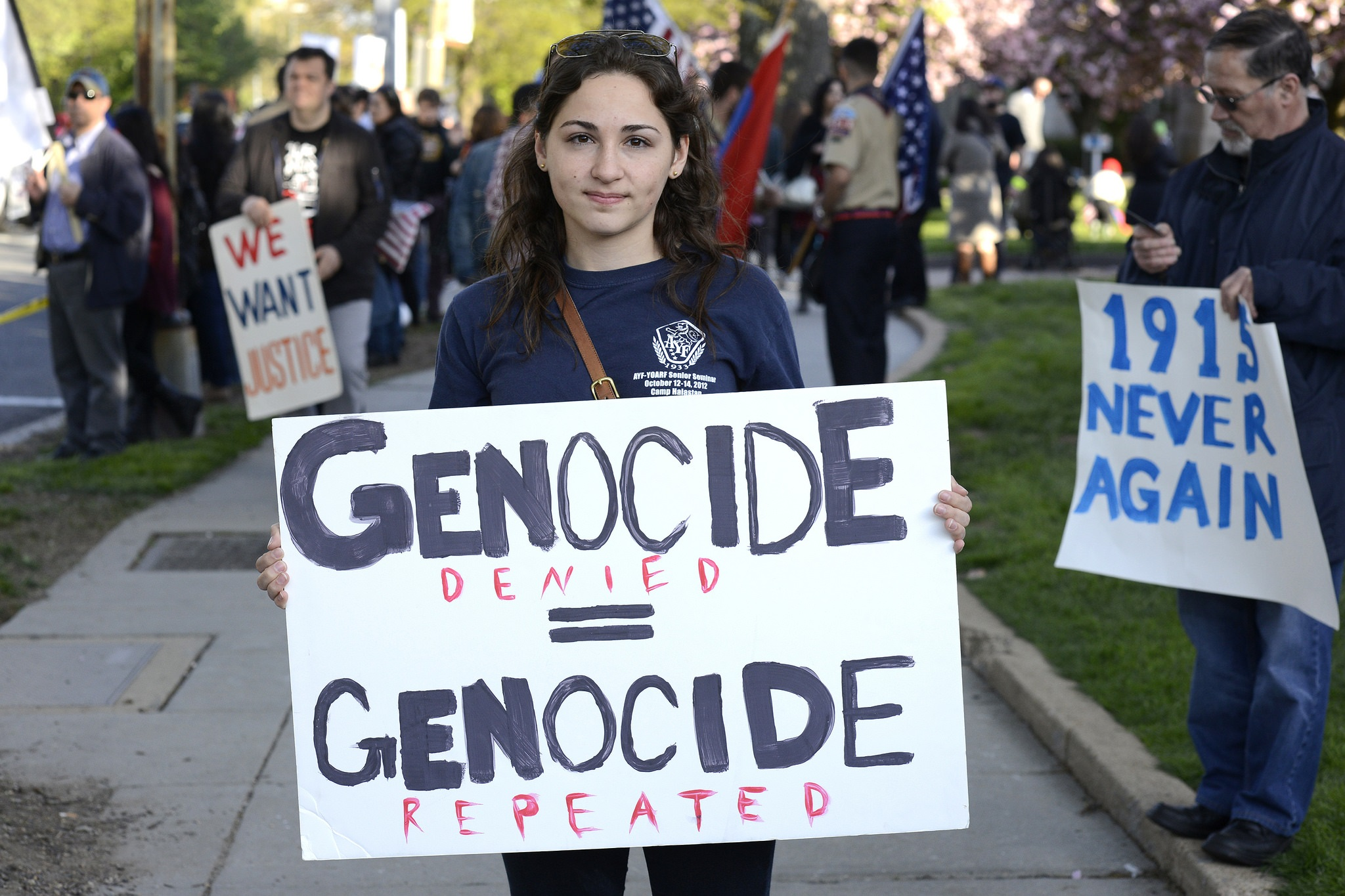Genocide label thrown on ISIS persecution