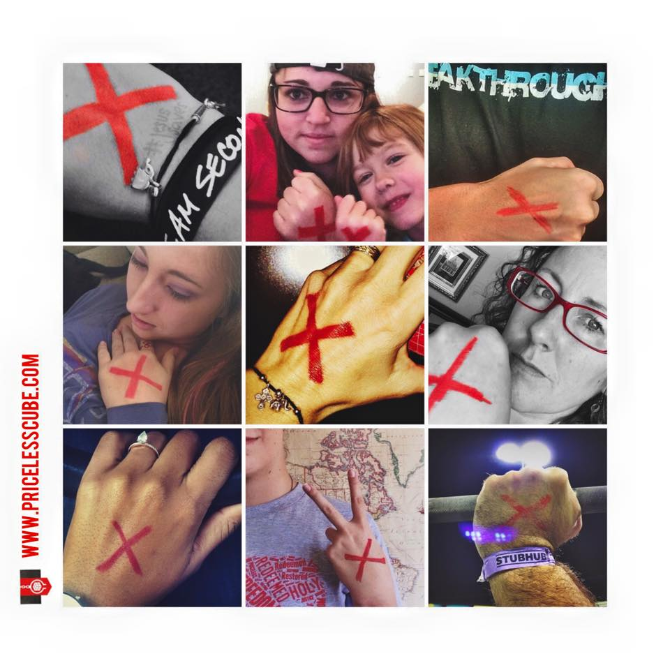 PricelessCube_fighting human trafficking collage