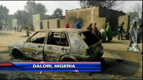 Boko Haram attack leaves Dalori reeling