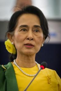 President Aung San Suu Kyi (Wikipedia)