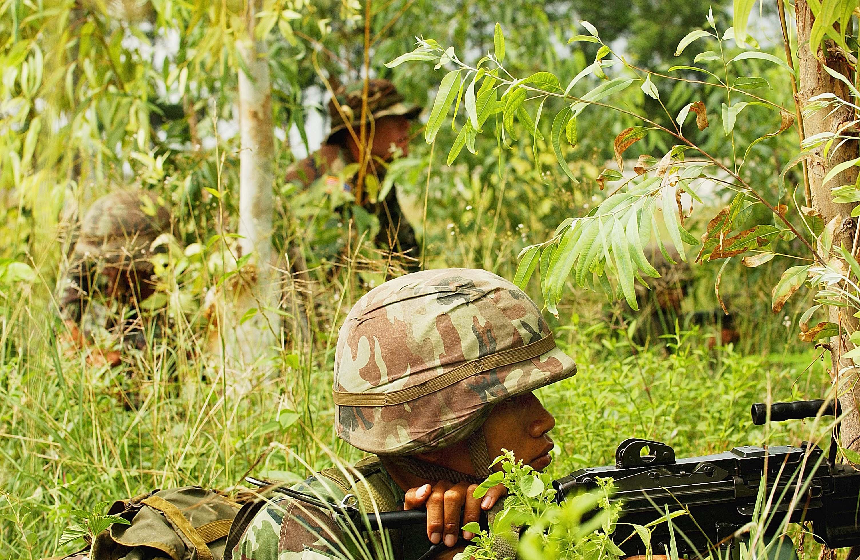 Soldiers needed ahead of Thai exodus