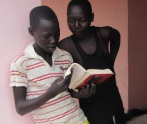 (Photo courtesy of Kids Alive South Sudan)