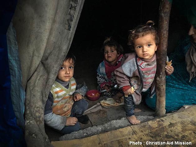 Refugee life grows desperate in Turkey