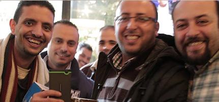 Answered prayer in Egypt